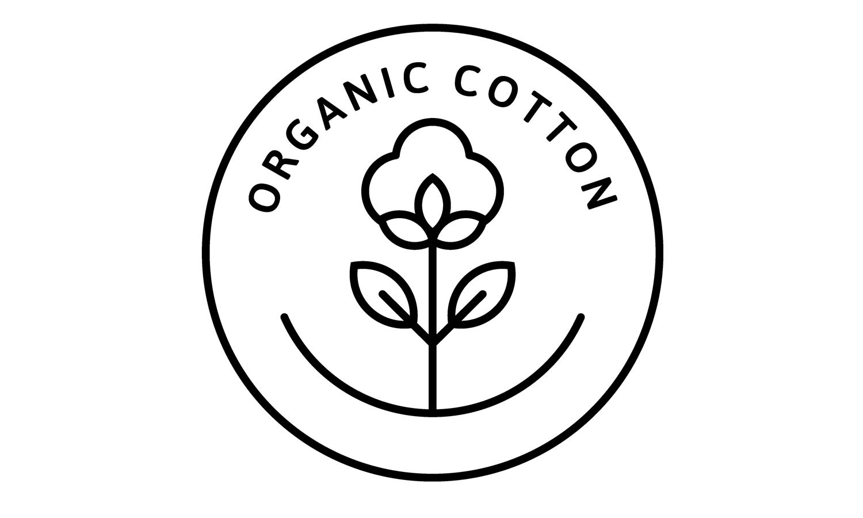 Logo Organic Cotton